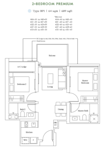 avenue-south-residence-2-bedroom-premium-floor-plan-bp1-singapore