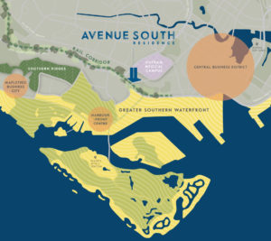 avenue-south-residence-location-map-singapore
